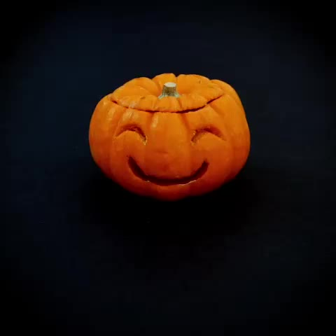 derek salvatores post on Vine - Daw he likes you ☺️ Happy October errbody! #🎃#StopMotion #originalmusic #Halloween #ハロウィン #ハロウィーン #pumpkin - derek salvatores post on Vine