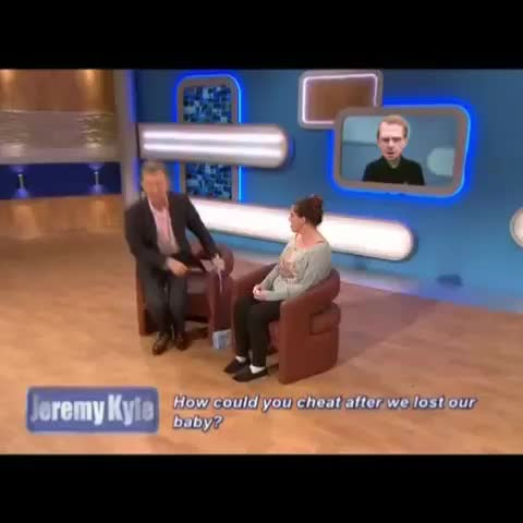 Jorc94s post on Vine - twitter.com/Jorc94 - Wealdstone Raider on Jeremy Kyle (remake) #wealdstoneraider #TheWealdstoneRaider #jeremykyleshow #doyouwantsome - Jorc94s post on Vine