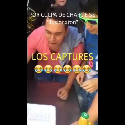 Vine by Los Captures - charlie charlie nos ha fallado 😭