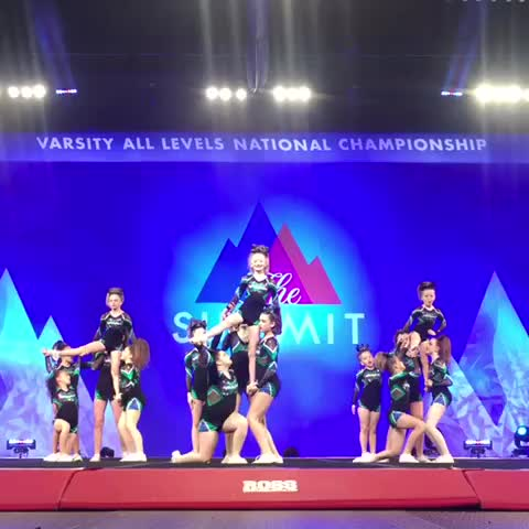Vine by Varsity All Star - X-Cel Athletics - Force #TheSummit16