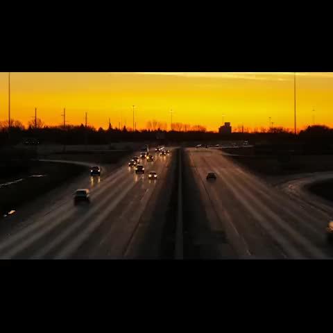 Vine by Fargo-Moorhead - This is what it looks like when the sun rises in #Fargo. #ilovefargo
