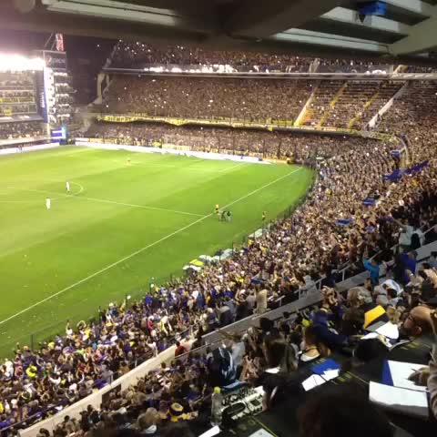 Boca Juniorss post on Vine - Hinchada hay una sola - Boca Juniorss post on Vine