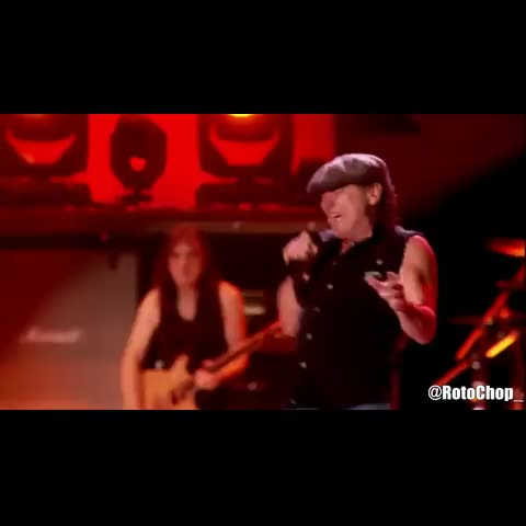 AC/DC... sin palabras. - Vine by RotoChop - AC/DC... sin palabras.