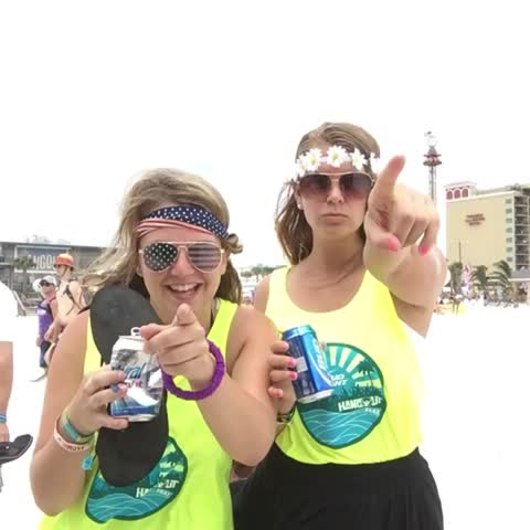 Vine by Hangout Booth - #HangoutFest