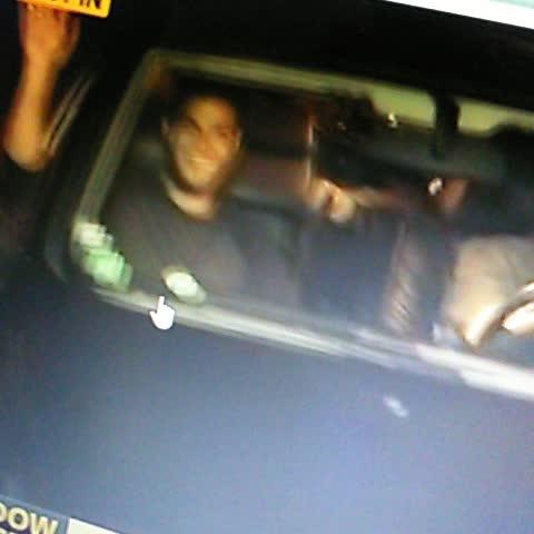 Hatem Ben Arfa arriving at Hull in true Hatem Ben Arfa style, hes loving it. #NUFC #HCAFC - Aarron Pullens post on Vine