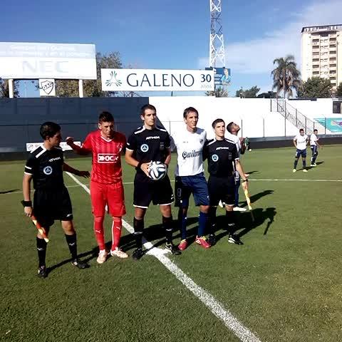 Vine by C. A. Independiente - #Independiente - Ya comienza la reserva ante Quilmes.