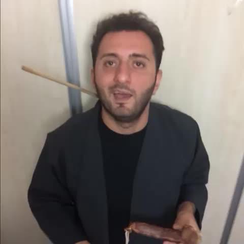 Barbaros Dikmen – Hogwarts'ta bir Türk – Hagrid Abi