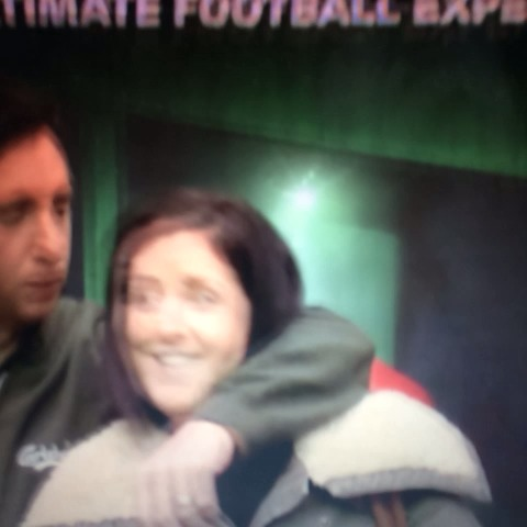 Irish Liverpool fan surprised by Robbie Fowler - reaction is priceless - Darren Clearys post on Vine