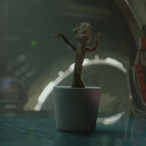 Vine by ThatTallBlackGuy(R4R)(10k) - Get It Groot