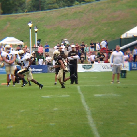 New Orleans Saintss post on Vine - .@brandincooks going deep! #SaintsCamp - New Orleans Saintss post on Vine