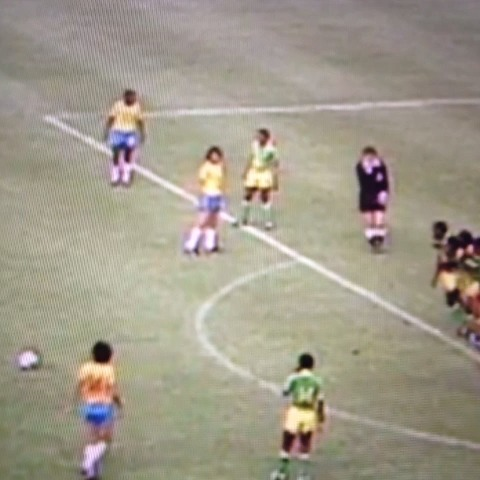 alt-3 sports SMs post on Vine - Brazil Zaire 1974 free kick - alt-3 sports SMs post on Vine