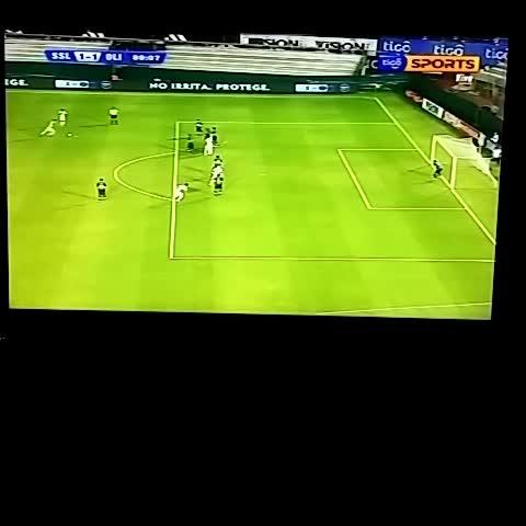 Vine by Futgol 970 - Gol de Cristian Trombetta para #SanLorenzo @970am