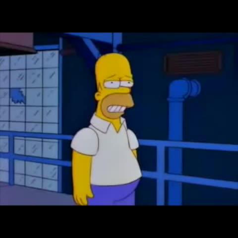 Lo Mejor De Los Simpsonss post on Vine - Paso que voy ardiendo #LosSimpson - Lo Mejor De Los Simpsonss post on Vine