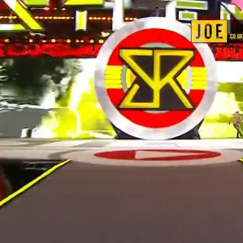 Vine by JOE.co.uk - Royll Rumble.  #WrestleMania #WrestleMania31 #wwe