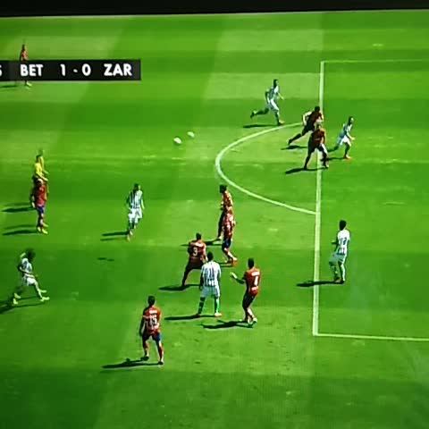Vine by Beticismo.net - beticismo.net - Video del Golazo de Jorge Molina (1—0)