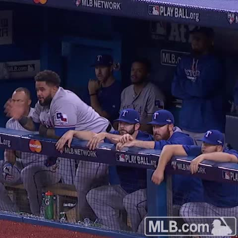 Easy there, Prince. - Vine by MLB - Easy there, Prince.