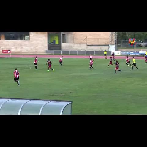 Vine by Podemos jugar - Gol de Irene del Río con el FC Barcelona vs. #LEstartit (26-8-2015) #FCB #Barça #Futbol #FutbolFemenino #WomenSoccer #Soccer #WomensFootball