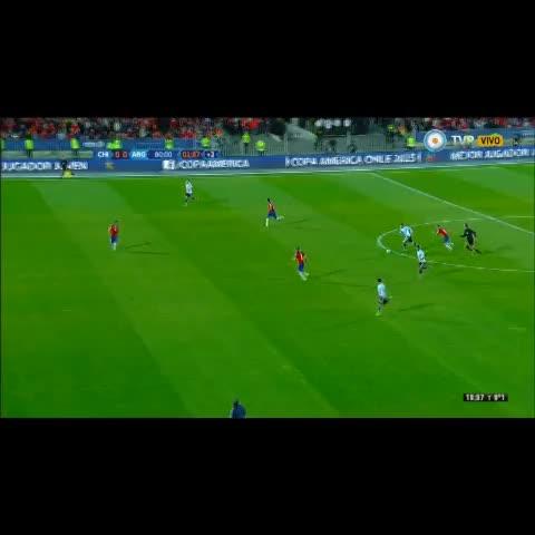 Vine by Selección Argentina - #Chile2015