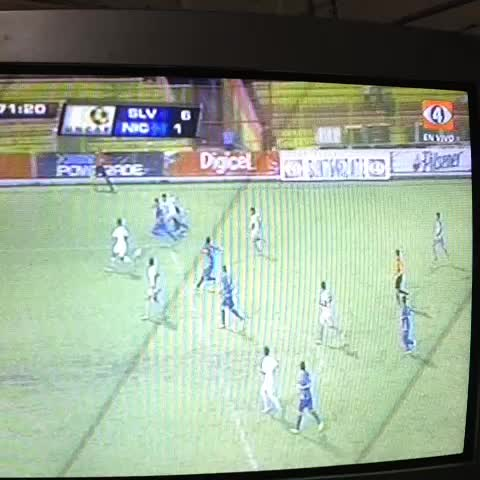 Gol de la Sub-20. 6 a 1. - Anunciese aquis post on Vine