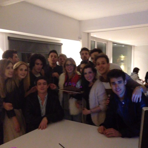 Super party pour l'anniversaire de Tini!