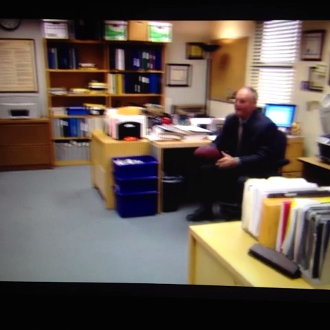 Vine by Dwight Schrute - I should be the number 1 pick in tonights NFL Draft.