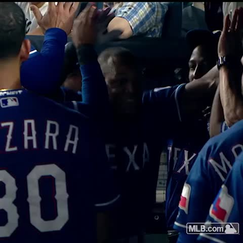 Vine by Texas Rangers - Dont mess with Beltre! #VoteBeltre