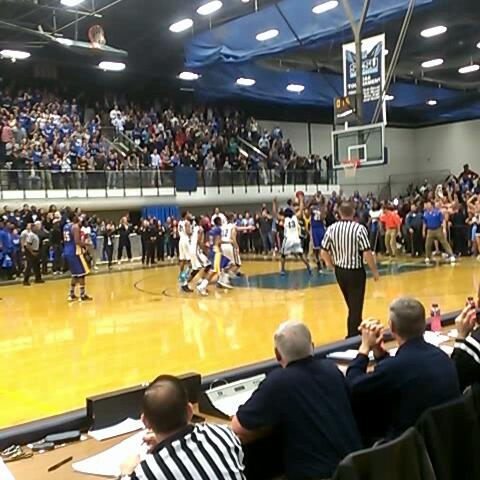 Northeast-10s post on Vine - MBB: @scsu_owls win the #NE10 title 73-71. Unreal game! - Northeast-10s post on Vine