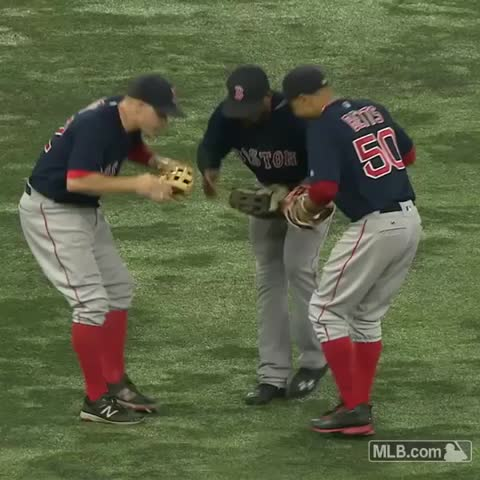 Vine by Boston Red Sox - BREAKING: The Carlton made its #WinDanceRepeat debut!