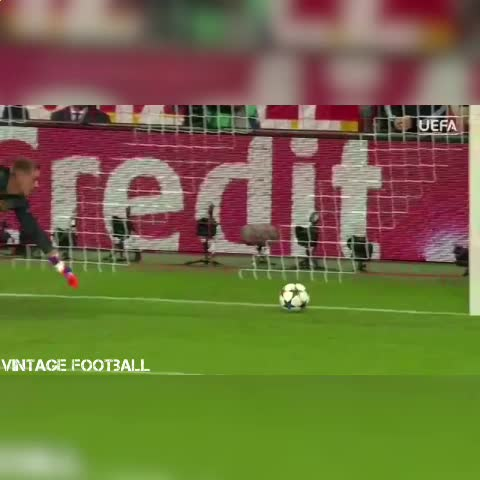 Marc-André Ter Stegen save against Bayern   Save of the year ?   If not then what is ? - Vine by Vintage Football™ - Marc-André Ter Stegen save against Bayern   Save of the year ?   If not then what is ?