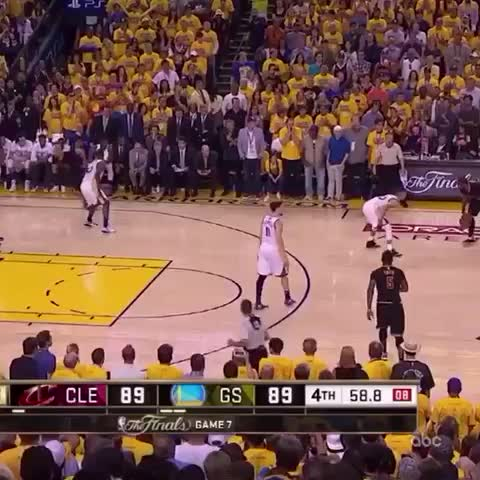 Vine by Legion Hoops - Kyrie with the game winning shot.