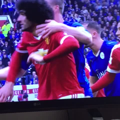 Vine by WAFCNATHAN - Fellaini dirty cunt