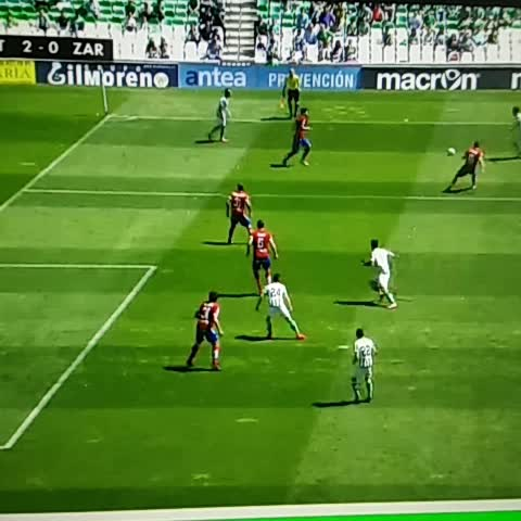 Vine by Beticismo.net - Beticismo.net - Video del Gol de Rubén Castro (2-0)