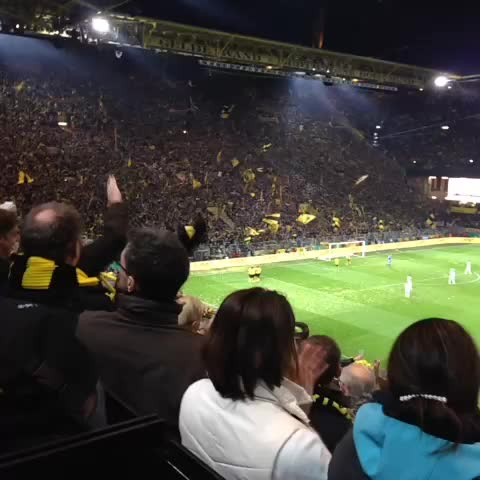 Moritz Leihkamms post on Vine - Rooooobert Lewandowski zum 2:0. #dfbpokal #BVBWOB - Moritz Leihkamms post on Vine