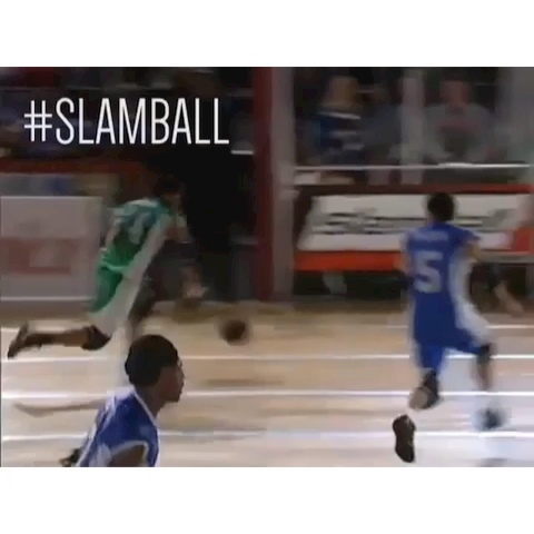 SlamBalls post on Vine - Thats SLAMBALL for you! #SLAMBALL - SlamBalls post on Vine