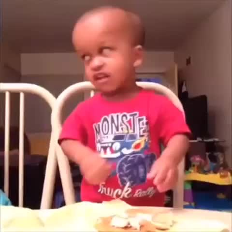 angry little black kid - photo #13