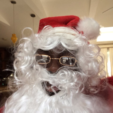 Santa was getting it! - Santa was getting it! - Jerry Purpdranks post on Vine