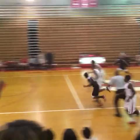 Bay Area Hoops FLs post on Vine - DJ Sharp of East Bay HS punches it! - Bay Area Hoops FLs post on Vine