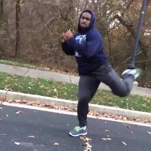 Vine by Superclif - #BillyBounceDance with YouFunnyB, LeanandCuisine