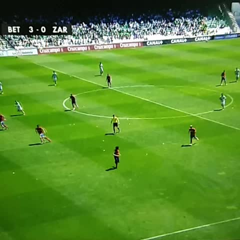 Vine by Beticismo.net - Beticismo.net - Video del Gol de Jorge Molina (3-0)