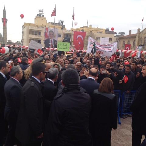FatmaSahin – Cumhurbaşkanımız Kilis Cumhuriyet Meydanında… izle