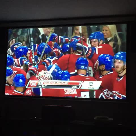 Alex Gs post on Vine - 6 and 1 baby @CanadiensMTL #gohabsgo - Alex Gs post on Vine