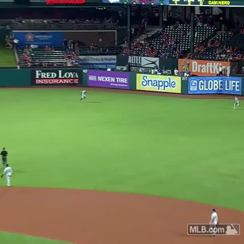 Vine by MLB - Robbery.