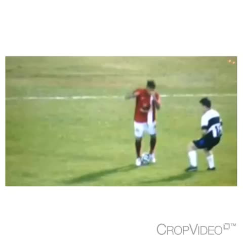 Neymars goal in charity game - Vine by Isabel Da Silva - Neymars goal in charity game