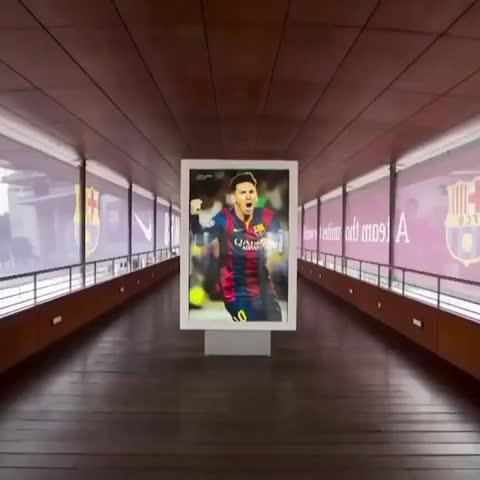 Vine by FC Barcelona - #BeyondTheVine! Ready!! #VineFCB #Messi #NeymarJr #Suarez