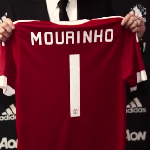 Vine by Manchester United - #WelcomeJose