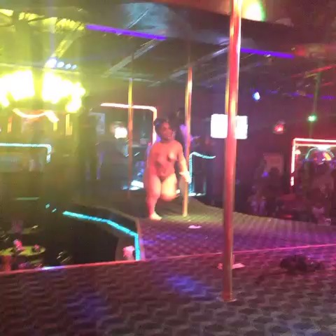 Midget strip clubs
