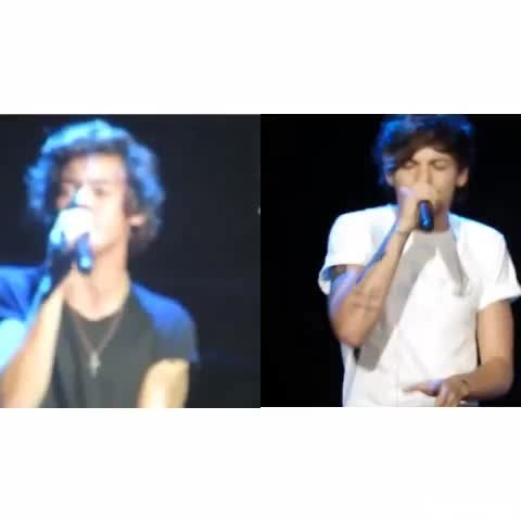 Vine by Larry Stylinson - i love how they both smile at the same time kill meshsks