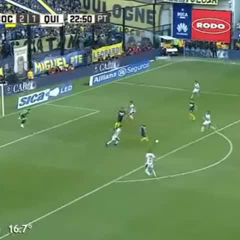Vine by Boca Juniors - Centurión para el 3-1.