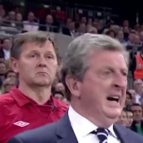 Vine by Stu - #RoyHodgson #Hodgson #Hodge #TheHodge #England #Fulham #LFC #liverpool #ThreeLions
