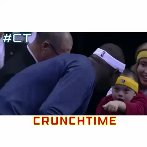 Crunchtimes post on Vine - Zach Randolph is so classy!! #crunchtime - Crunchtimes post on Vine